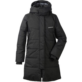 DIDRIKSONS Sherin Puff Parka Fille, black